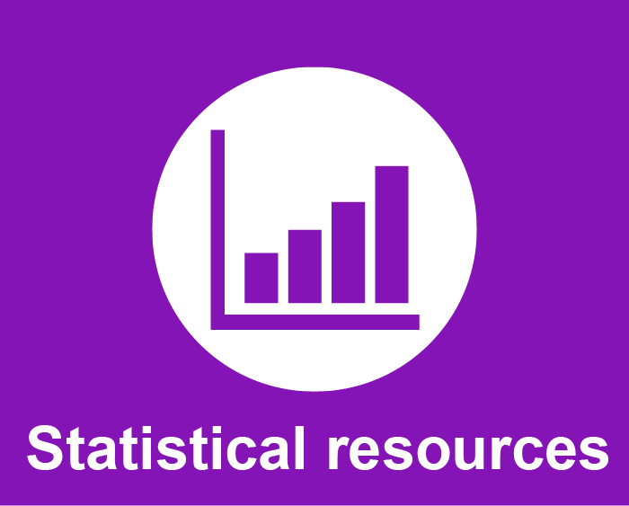 Statistical resources