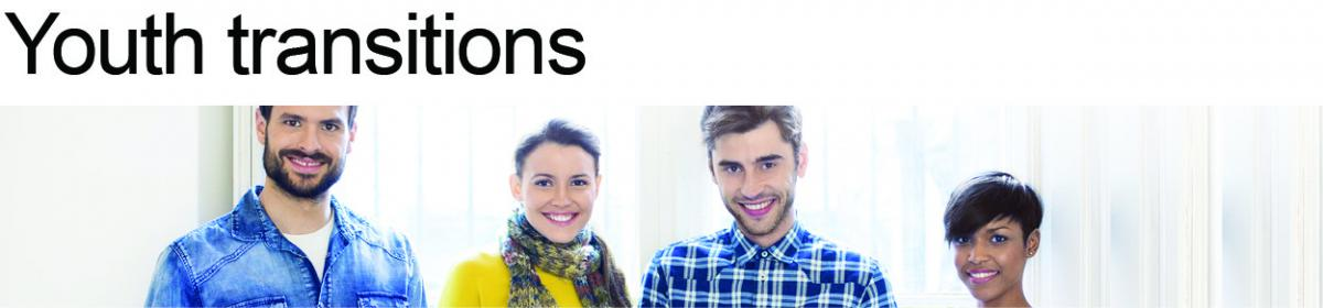 Youth transitions banner